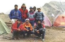 Patrulla de Rescate en Aconcagua