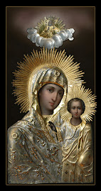 Preasfanta Nascatoare de Dumnezeu, Fecioara Maria in Slava Tatalui si a Fiului si a  Sfantului Duh