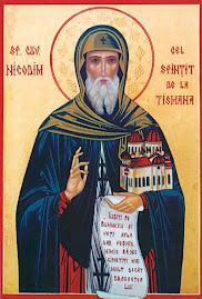 Sfantului Preacuviosului Parintelui nostru Nicodim cel Sfintit