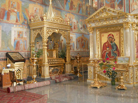Moastele Sfantului Ignatie Briancianinov din Lavra Tolga