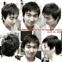 kenneth yu chan, kenneth chan, korean hairstyle