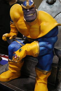 metrocomicon 2009, thanos, toys, kenneth yu chan photography, kenneth chan photography