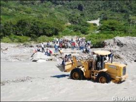 Guayabal: Sin puente ni alimentos