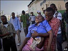 El cólera no da tregua en Haití