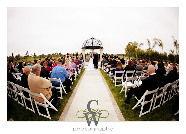 wedding seal beach Old Ranch Country Club