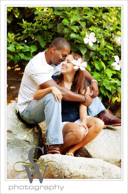 Engagement Portrait,Tustin Ranch