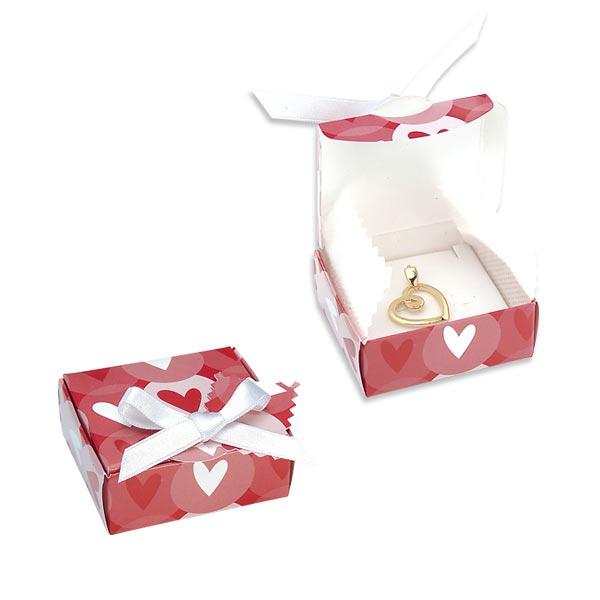 Emballage cadeau pour la st valentin - Emballage cadeau saint valentin ...