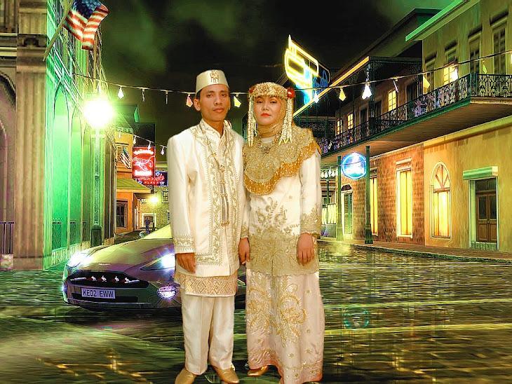 Foto Pernikahanku