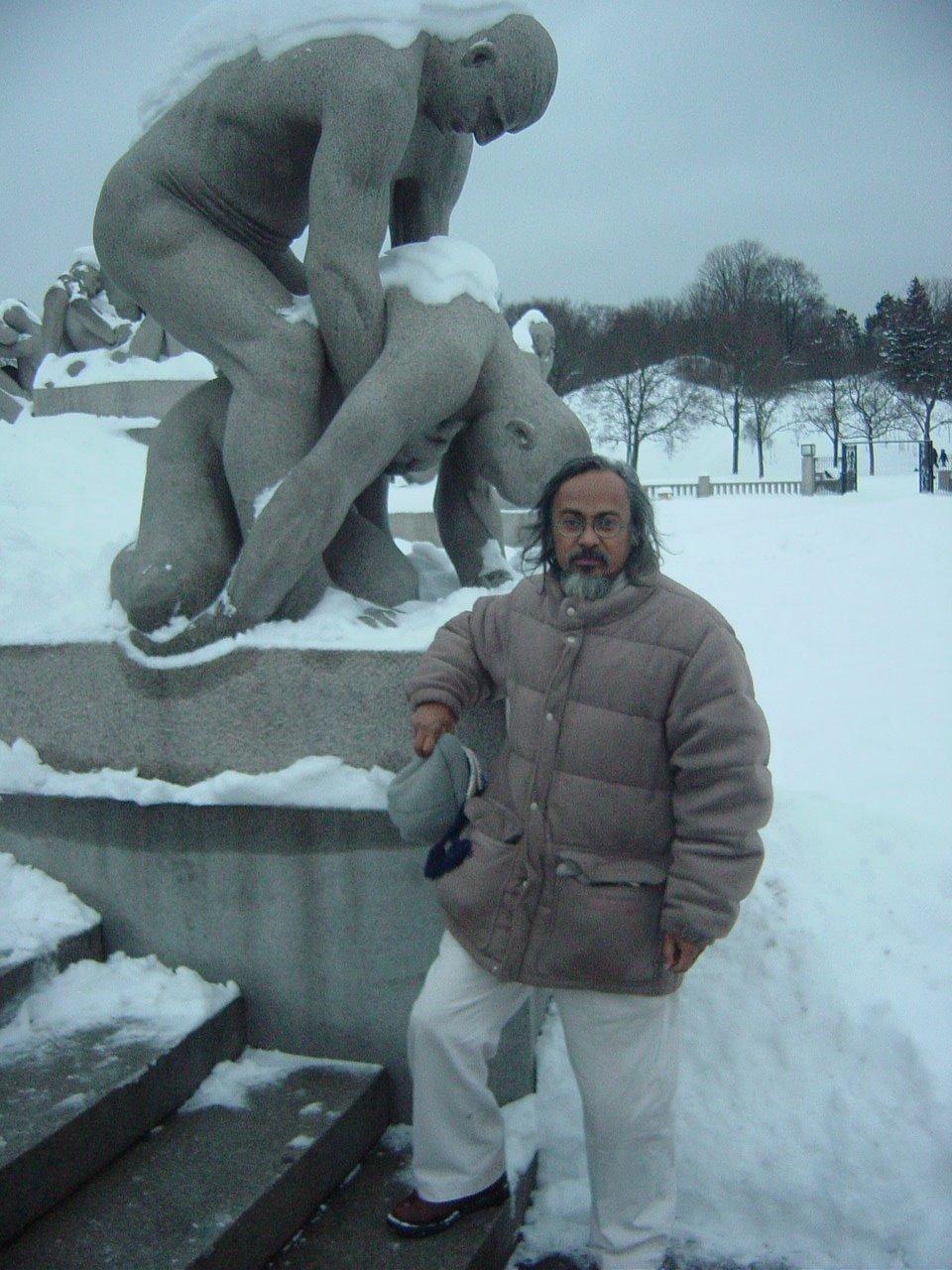 Monolith Garden Oslo