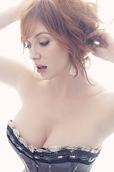 favourites include, but are not limited to … Christina Hendricks ...