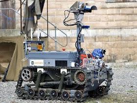 Robot Perang Ciptaan Orang Indonesia yang Dikagumi Mancanegara