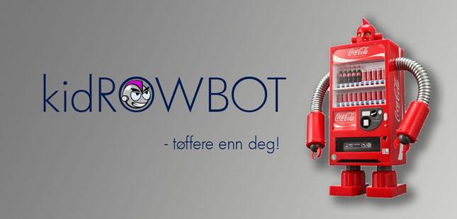 Kidrowbot...blawg...