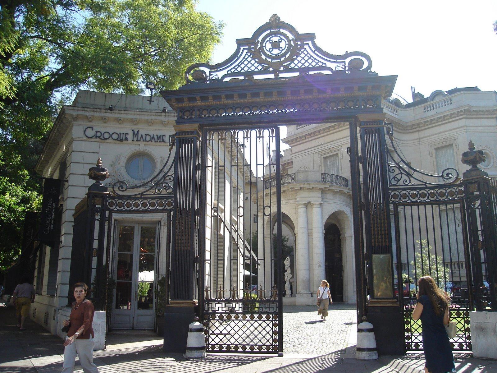 National museum of decorative arts buenos aires my buenos aires travel guide - Museum decorative arts paris ...