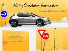 Auto école Milly conduite et formation à Milly-La-Forêt (91)