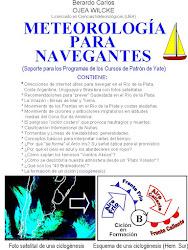 Ejemplar: METEOROLOGÍA PARA NAVEGANTES (Soporte para los Programas de los Cursos de Patrón de Yate)