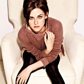 Kristen Stewart Elle on Teencelebbuzz  Kristen Stewart  Elle Uk Interview
