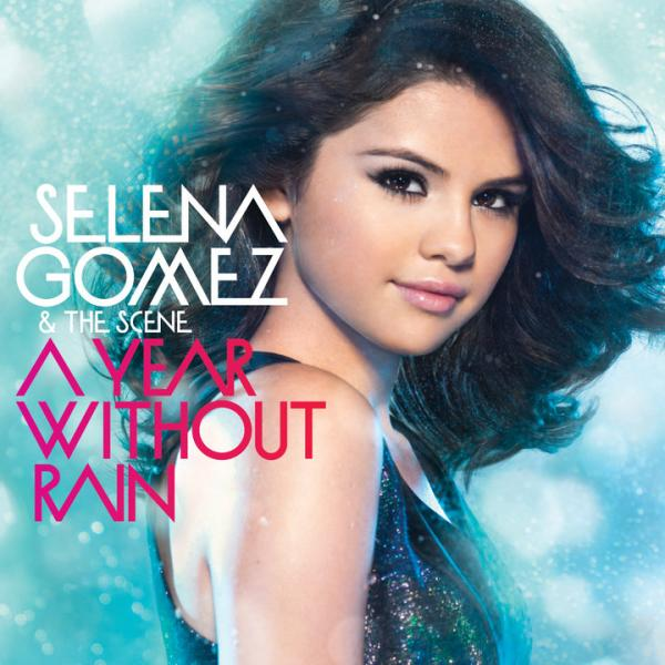 Selena Gomez: A Year Without Rain Album Cover!