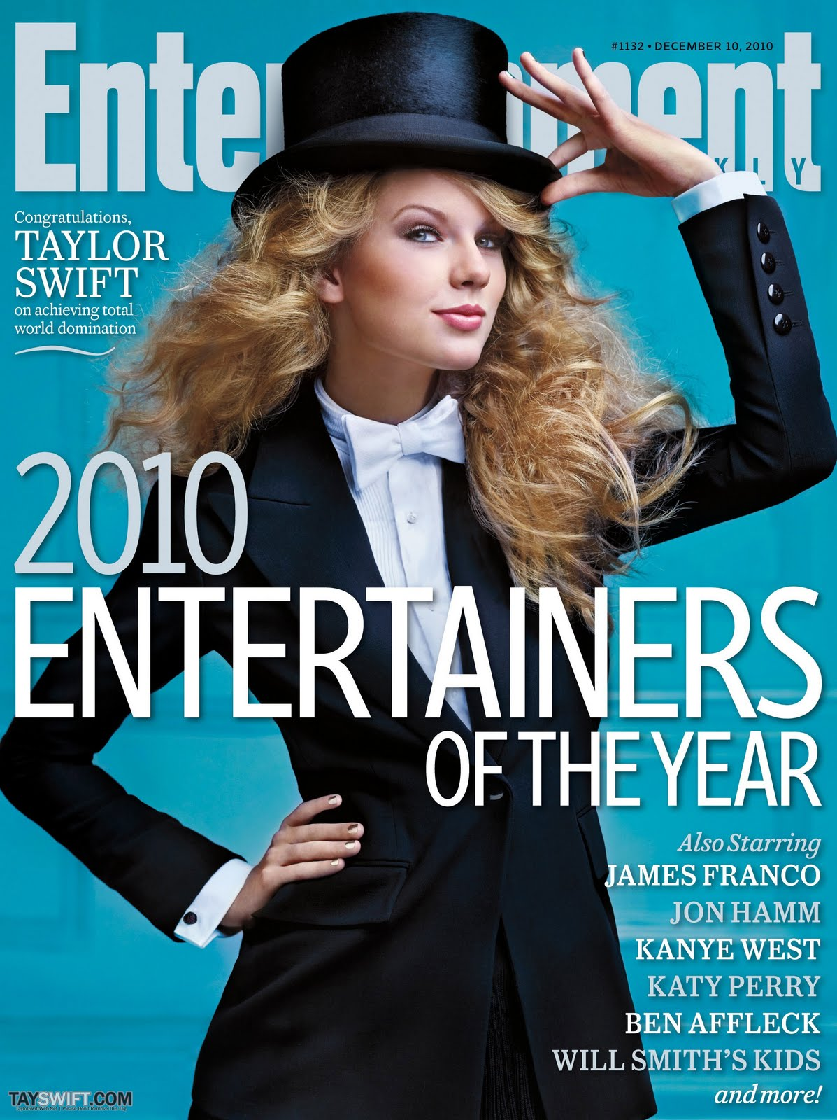 Taylor Swift Entertainment Weekly