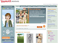 Yahoo! Avatars