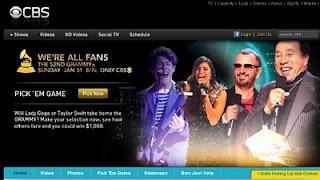 Grammys on CBS