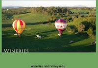Shenandoah Valley Hot Air Balloon & Wine Festival