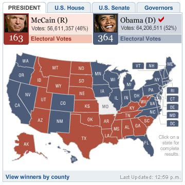2008 US Presidential Election