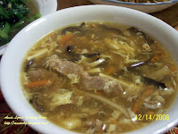 Sour-Spicy Soup