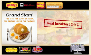 Denny's Home Page