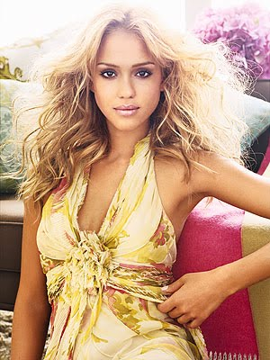 Jessica Alba &amp; Kimberly Wyatt. These Inspird me :D
