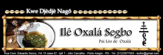 Léo de Oxalá - Ilê Oxalá Segbo