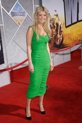 Tara Reid Fashion Trends