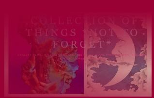 .collection of things *not to forget*