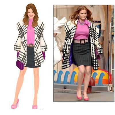 Confessions of a shopaholic fashion lady gaga 40