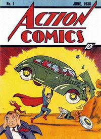 Action Comics #1 Superman