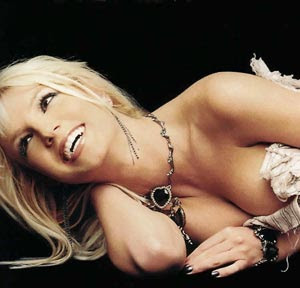 Britney is eager for her Nude Portrait