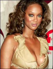 Tyra'll strip to prove she's not fat!