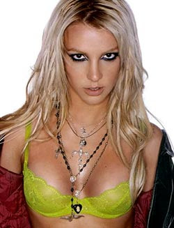 Britney's Breasts under shrinking transformation