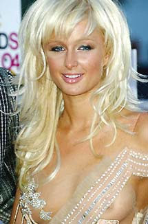 Paris Hilton named the Bad Girl of the Decade