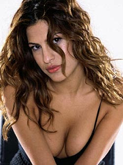 Eva Mendes needed a drink to do sex scene