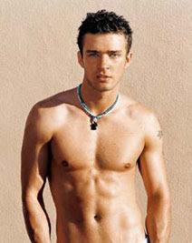 Justin Timberlake Likes To Get Naked