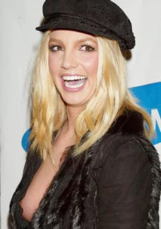 Britney Spears to be a waitress?