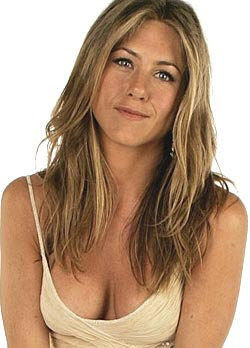 Jennnifer Aniston splits with British Model