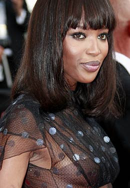 People Don't Appreciate Black Beauty: Naomi