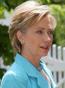 I am Not a Lesbian: Hillary Clinton