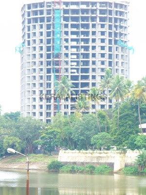 santhi lotus from santhi homes, close view