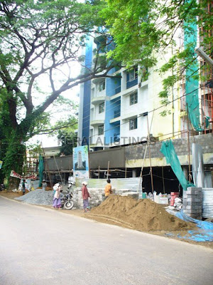 periyar theeram, Thrissur builders, road view