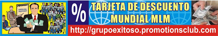 TARJETA MULTIPLE DE DESCUENTO MUNDIAL