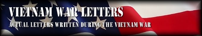 Vietnam War Letters Home