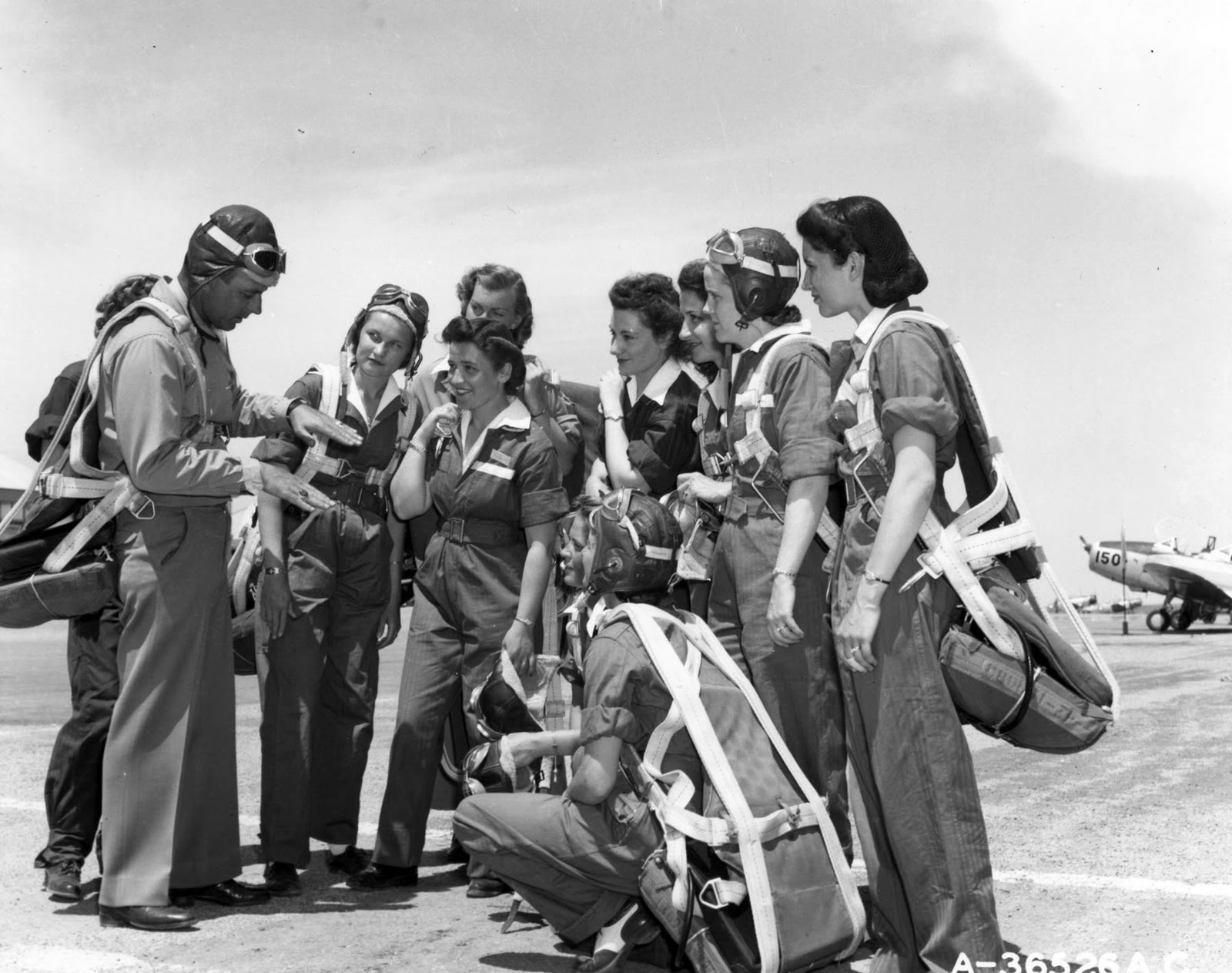 womens american service pilots wasps history essay It would be decades before the women of wasp would finally get their due  america's entry into world war ii following the attack on pearl harbor  base on  sundays for religious services and operated test flights for repaired aircraft to  make  and now it seemed like the government was wiping them from history  completely.