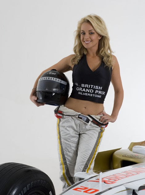 F1 Sport Hottest F1 Pit Babes